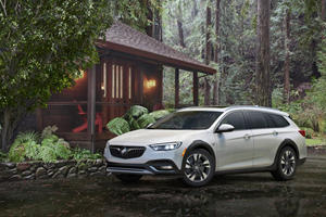 GM Offers Attractive Finance Deal On Buick Regal TourX