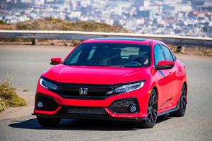 2019 Honda Civic Hatchback Review