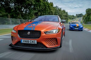 Book A Ride In The Fastest Sedan Ever To Lap The Nürburgring