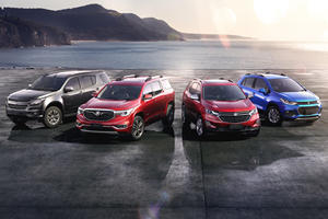Sorry Australia, You Are About To Get A Bunch Of Boring GM Cars