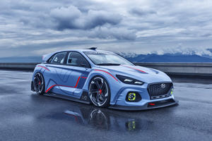 Hooray! Hyundai Is Making A High-Performance Halo Model