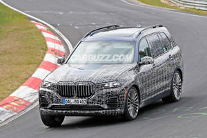 Here's Proof Alpina Is Working On BMW X7 M Alternative
