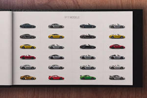 Porsche Explains Every 911 Variant In Less Than Five Minutes