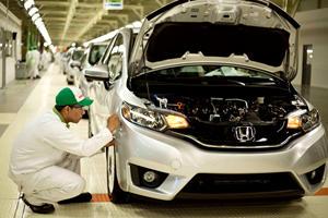 Honda Fit Production May Move Back To Japan