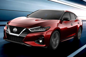 Your 2019 Nissan Maxima Could Get Some Cool GT-R Inspiration