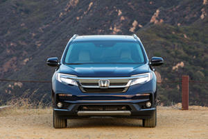 2019 Honda Pilot Review