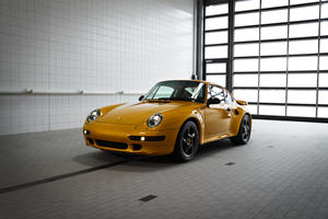 Project Gold Porsche Sells For Over $3 Million