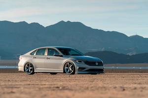 Volkswagen Reveals Customizable New Jetta At SEMA