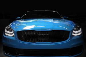 Kia Stinger GT And K900 Concepts Debuting At SEMA With Aggressive Styling