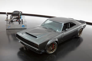Dodge Hellephant Crate Motor Revealed With 1,000 Horsepower