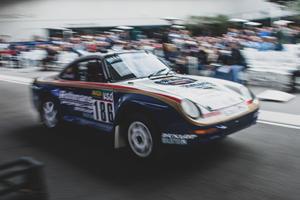 Porsche 959 Paris-Dakar Sells For A Whopping $6 Million