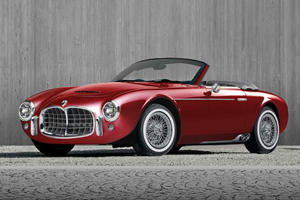 Beautiful 1950s Maserati Reimagined For The Modern Age