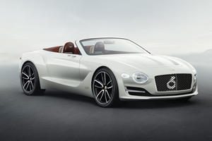 Bentley's First Electric Vehicle Should Arrive Before 2025