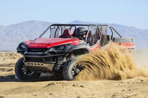 Honda's Rugged Open Air Concept Is One Glorious Off-Road Mashup