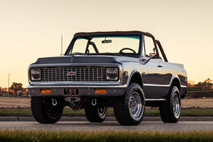 Ringbrothers Gives Classic Chevrolet Blazer Modern Muscle