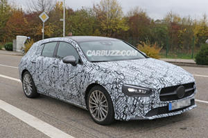 We Really Want The New Mercedes-Benz CLA Shooting Brake