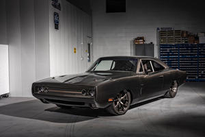 This 1970 Dodge Charger Packs A 996-HP Demon V8 Engine