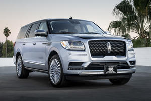 Check Out Jay Leno's Custom Lincoln Navigator
