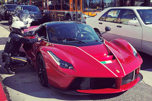 Beverly Hills Cops Slam Supercar Drivers On Instagram