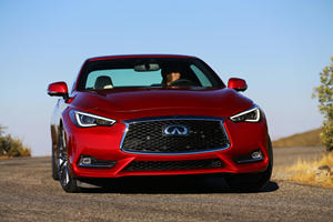 2018 Infiniti Q60 Coupe Review
