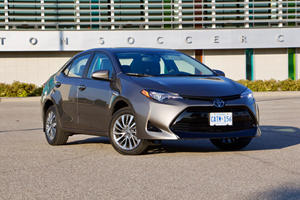 2019 Toyota Corolla Test Drive Review: The Default Option