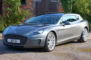 Aston Martin Rapide Shooting Brake Is A $4 Million One-Off