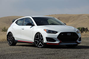 2019 Hyundai Veloster N First Drive Review: This Is The Real Deal