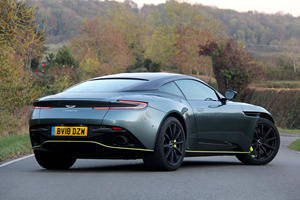 2017 Aston Martin DB11 AMR Test Drive Review: 'Grown-Up' DB11 Shows Its Wild Side