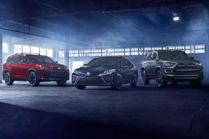 Toyota Camry And Highlander Get Blacked-Out Special Editions