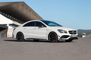 Entry-Level Mercedes-AMG Models Are Great Used Bargains