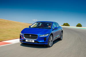 2020 Jaguar I-Pace First Look Review: Britain's Electric Moonshot