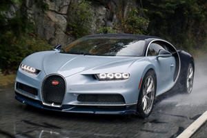"""Bugatti CEO: The Chiron Is The """"Last Of Its Kind"""""""