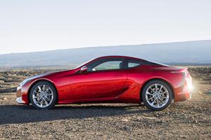 "Lexus Wants ""Performance Hybrids"" Because Driving Fun Matters"