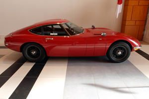 Japanese Sports Cars, Part 2: The Toyota 2000GT