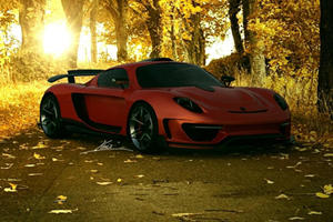The 960hp Porsche Turbo-Based 2014 Genevart Celsius Does 0-62mph in 2.9s