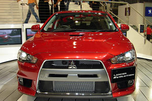 Japanese Sports Cars, Part 5: Mitsubishi Lancer Evolution