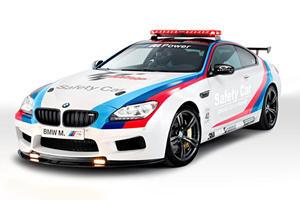 BMW M6 Announced as MotoGP Safety Car