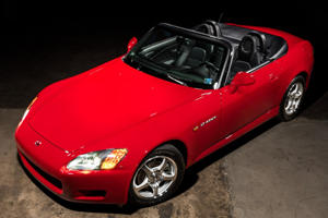 How Much Would You Pay For A Brand New Honda S2000?