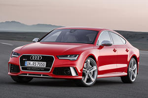 You Can Buy A New Audi RS 7 With An $18,500 Discount Right Now
