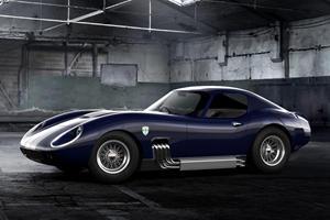 Scuderia Cameron's Retro Sports Car Will Have A 650-HP Corvette Engine