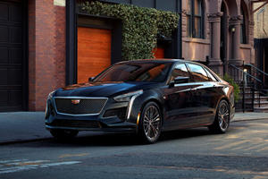 Cadillac's Twin-Turbo V8 Engine Now Has An Awesome New Logo