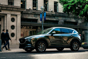 Mazda Reveals Updated CX-5 With Turbocharged Grunt