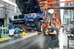 BMW Announces Commitment To US Plant