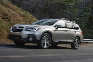 Subaru's Recalling A Quarter-Million Legacys And Outbacks