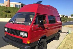 Weekly Craigslist Hidden Treasure: 1990 Volkswagen Vanagon Syncro