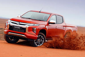 Mitsubishi Tasked With Developing Nissan's Next Pickup Truck?