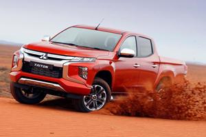 Mitsubishi Tasked With Developing Nissan's Next Pickup Truck?