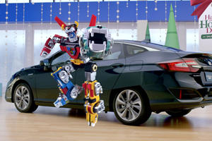Honda's Latest Commercials Feature The Toys From Your Childhood