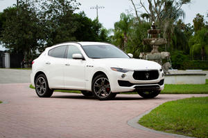 2019 Maserati Levante Test Drive Review: Your Family Deserves To Have Fun