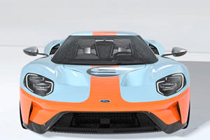 First 2019 Ford GT Heritage Edition Is Up For Grabs